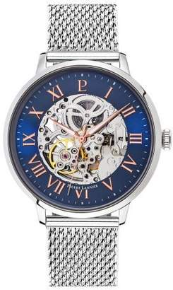 Pierre Lannier Men's Watch 322B168 - AUTOMATIC - Dial - Stainless-Steel - Milanese Strap