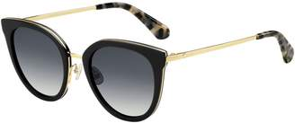 Kate Spade Jazzlyn-S 51mm Butterfly Sunglasses