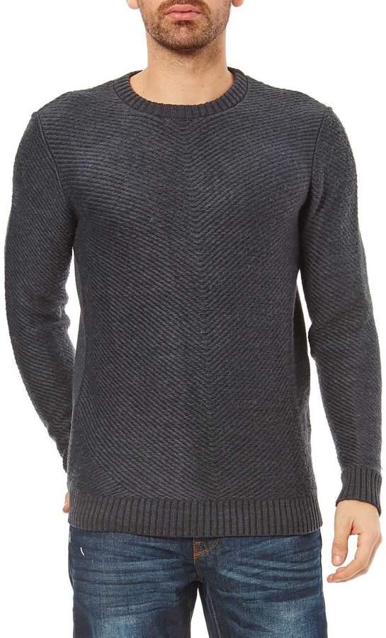 Pullover - marineblau