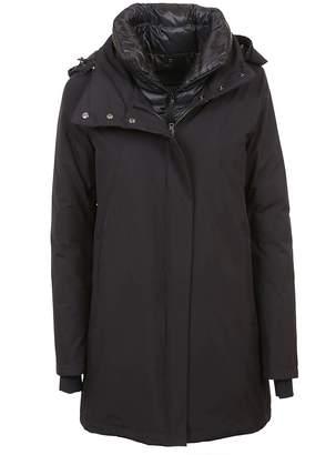 Herno Padded Zipped Raincoat