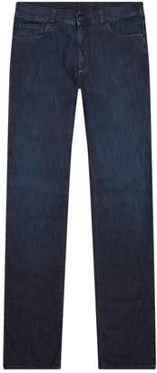 Canali Stretch Slim Fit Jeans