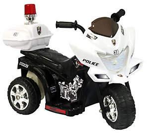 Kid Motorz Lil Patrol in Black & White