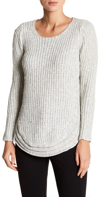 Papillon Scoop Knit Sweater