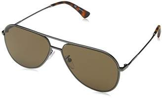 Police Sunglasses Men's Highway Two 1 SPL3 Sunglasses,One Size