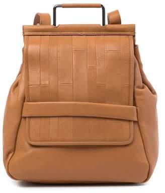 Kooba Caymen Leather Backpack
