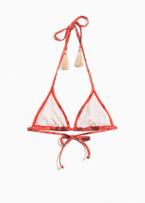 Toms Triangle Bikini Top