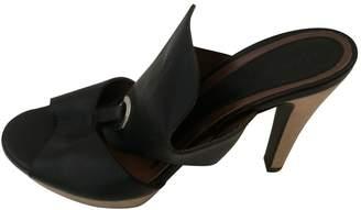 Marni Leather mules