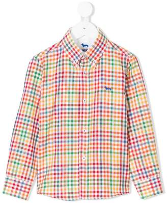 Harmont & Blaine Junior check shirt