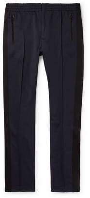 Rag & Bone Slim-Fit Tapered Striped Jersey Sweatpants
