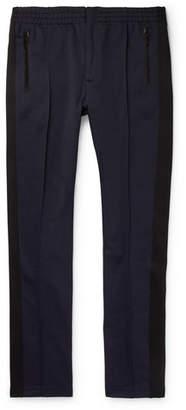 Rag & Bone Slim-Fit Tapered Striped Jersey Sweatpants