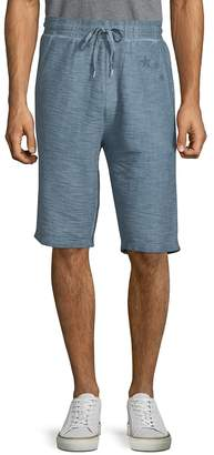 Antony Morato Men's Textured Cotton Shorts