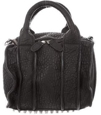 Alexander Wang Small Rockie Duffel Bag Black Small Rockie Duffel Bag