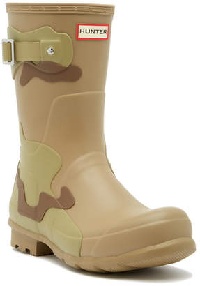 Hunter Short Desert Camo Waterproof Boot (Men)