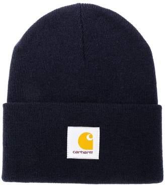 Carhartt Heritage logo knit cap