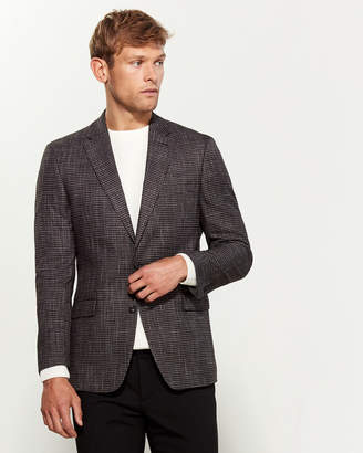 Tommy Hilfiger Trevor Multi Color Check Sport Coat