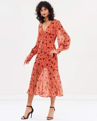 Sweet Thing LS Dress