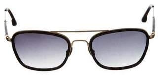 Steven Alan Newport Tortoiseshell Sunglasses