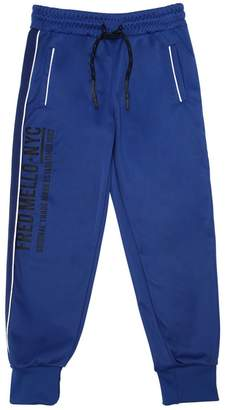 Fred Mello Striped Side Bands Track Pants