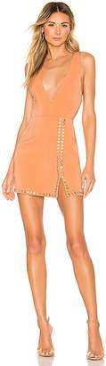 NBD x Naven Olive Dress