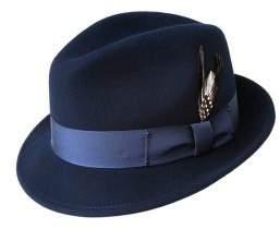 Breed Bailey Hats USA Tino Wool Fedora