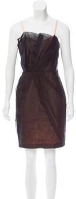 Marc by Marc Jacobs Silk Mini Dress