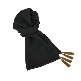 Numero 74 Pompom Scarf 150*200 - Girl and Woman Collection -