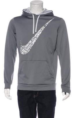 Nike Therma-Fit Graphic Hoodie