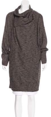Eileen Fisher Wool-Blend Coat