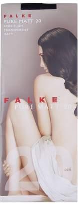 Falke Pure Matt 20 Knee-Highs