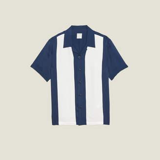 Sandro Floaty short-sleeved shirt