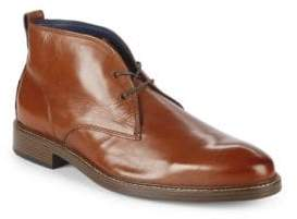 Cole Haan Kennedy Grand Leather Chukka Boots