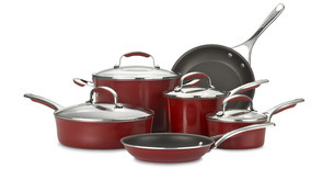 KitchenAid Gourmet Cookware Set (10 PC)