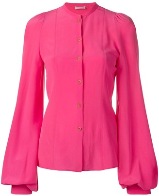 Sonia Rykiel bell sleeved blouse