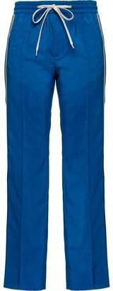 Miu Miu tailored style track trousers