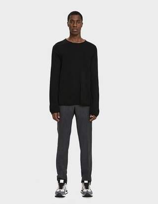 Comme des Garcons Wide Hem Sweater