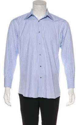 Gucci Striped Dress Shirt