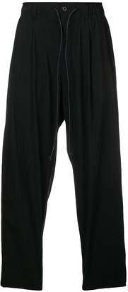 Attachment elasticated waist trousers