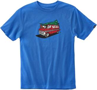 Vans Family Christmas Graphic T-Shirt