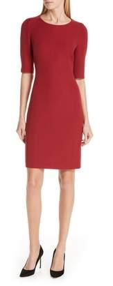 BOSS Daletana Soft Twill Dress