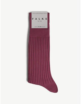 Falke Ribbed Egyptian Piuma cotton socks