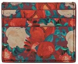 Violeta BY MANGO Printed card holder