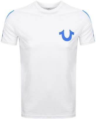 True Religion Horseshoe T Shirt Shopstyle Uk