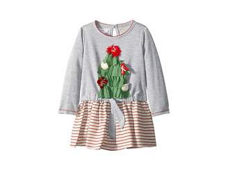 Mud Pie Christmas Very Merry Dress (Infant/Toddler)