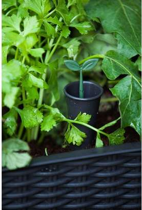 Keter Timeless Easy Grow 3.7 ft x 1.6 ft Polypropylene resin Raised Garden