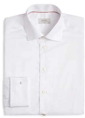 Eton of Sweden Solid Dress Shirt - Slim Fit