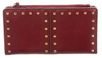 Michael Kors Leather Vertical Wallet
