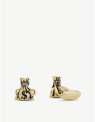 Paul Smith Money bags cufflinks