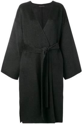 Acne Studios oversized poncho double coat