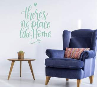 Pottery Barn There's No Place Like Home Wall Decal