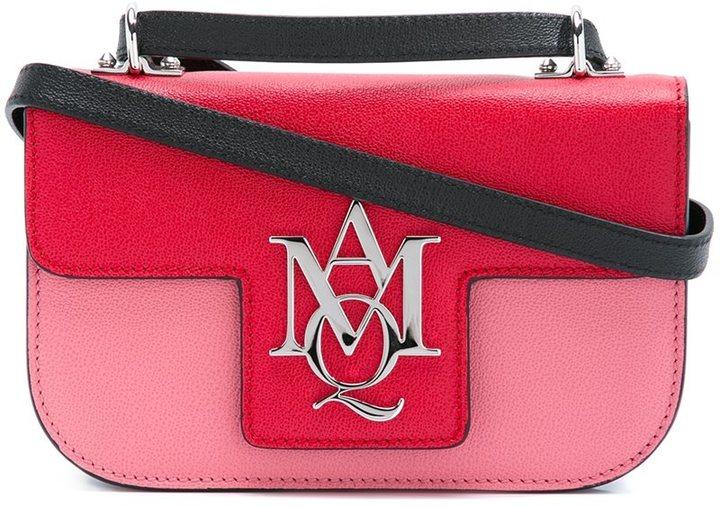 Alexander McQueenAlexander McQueen 'Insignia' chain satchel